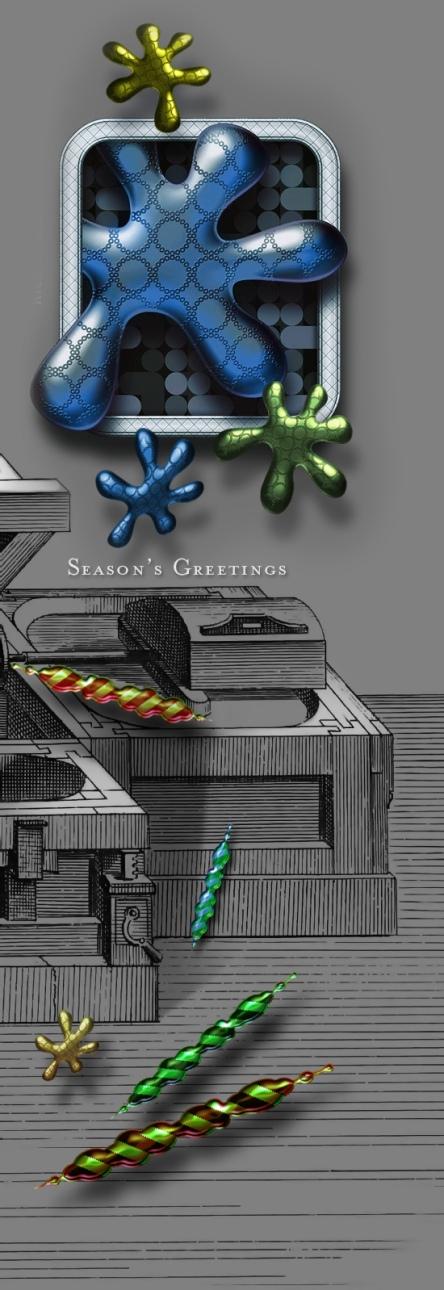 Tall Season's Greetings