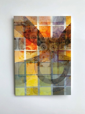 Abstract card 3 web
