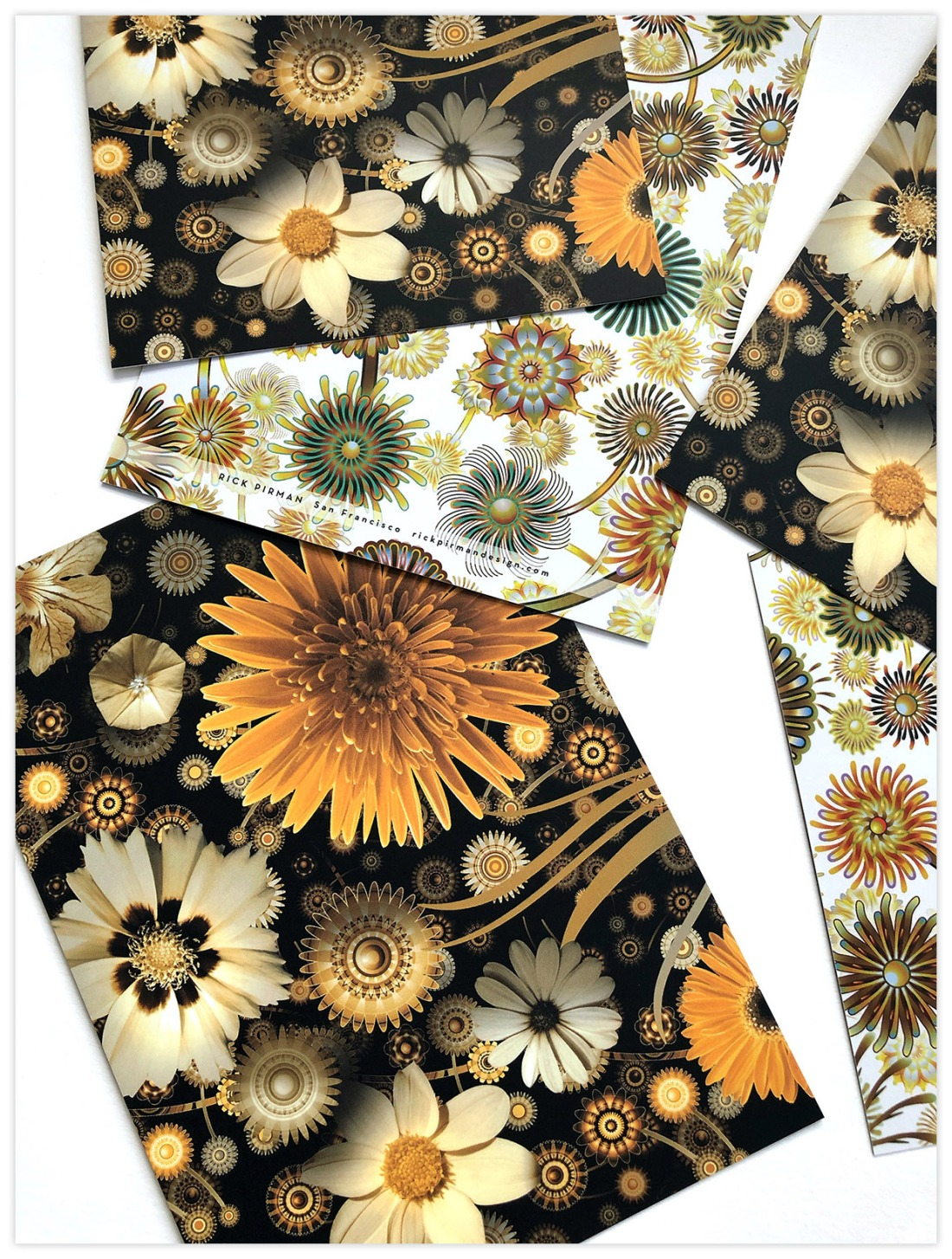 Summer flowers _1200